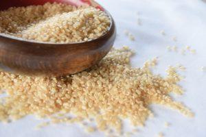 米の精米度